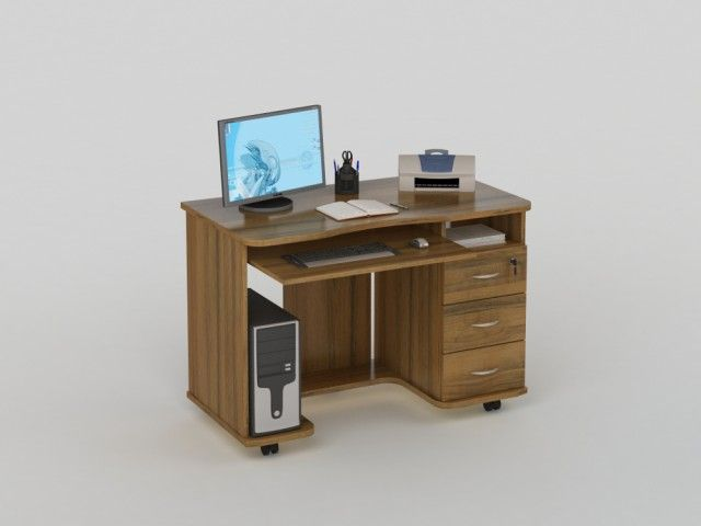 Кс 20-40, стол компьютерный от 10940.00 руб, фабрика дик - p.