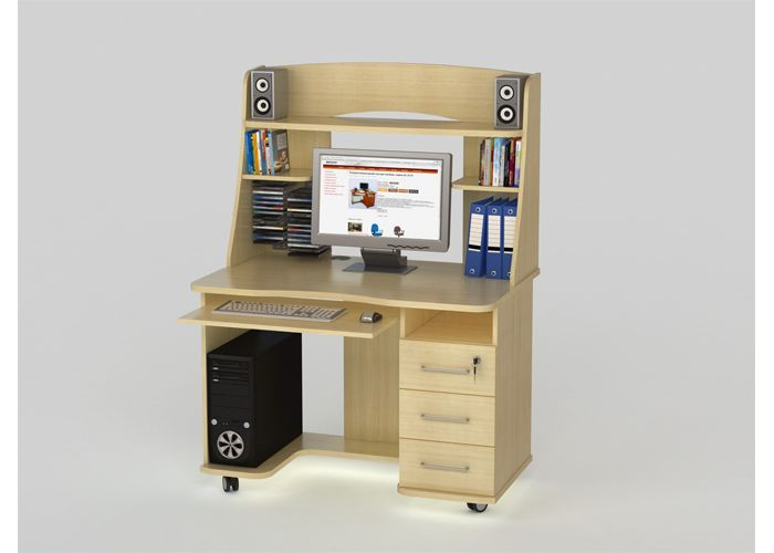 Компьютерные столы фабрики дик купить по выгодной цене со ск.